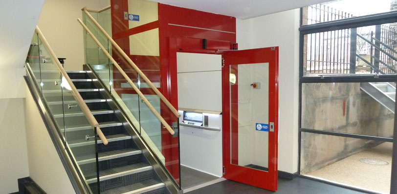 platform lifts wheelchair platform lifts inclined. Black Bedroom Furniture Sets. Home Design Ideas