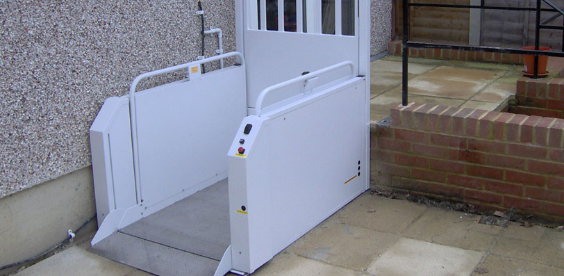Step Lifts Low Rise Lifts Wheelchair Lifts Service Repair Install Arrow Lifts